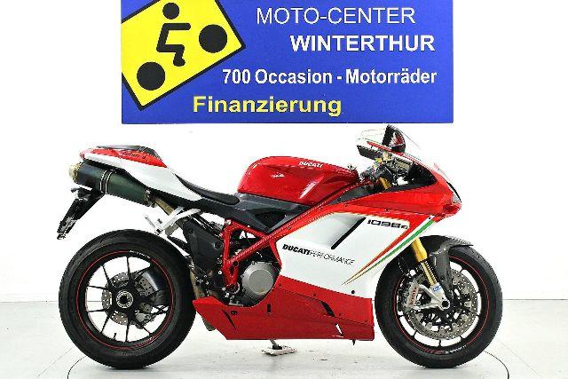 Motorrad kaufen DUCATI 1098 S Occasion