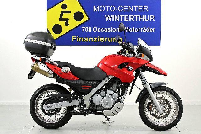 Motorrad kaufen BMW F 650 GS Occasion