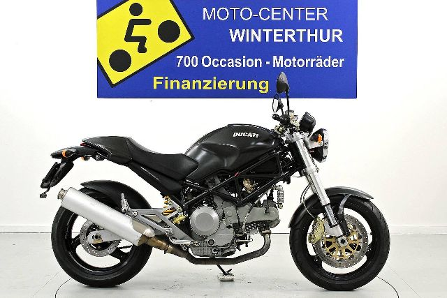 Motorrad kaufen DUCATI 1000 I.E. Monster Occasion