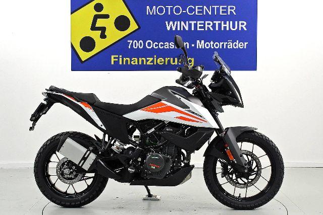 Motorrad kaufen KTM 390 Adventure Neufahrzeug