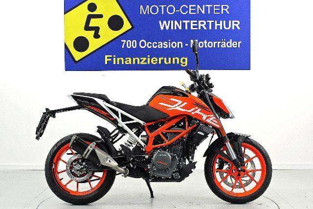 Motorrad kaufen KTM 390 Duke Neufahrzeug