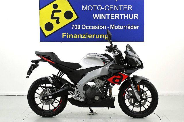 Motorrad kaufen APRILIA RS 125 Tuono Neufahrzeug