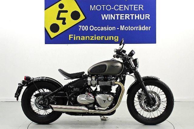 Motorrad kaufen TRIUMPH Bonneville 1200 Bobber Occasion