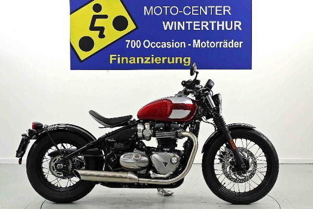 Motorrad kaufen TRIUMPH Bonneville 1200 Bobber ABS Neufahrzeug