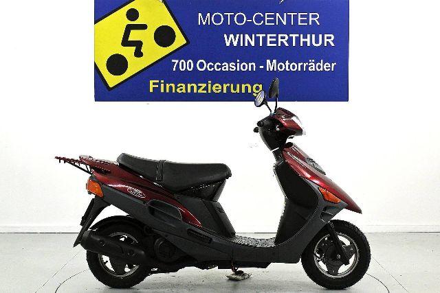Motorrad kaufen SUZUKI AN 125 Occasion