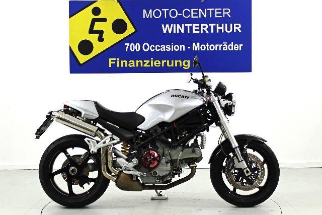 Motorrad kaufen DUCATI 1000 Monster S2R Occasion