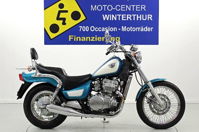 Motorrad kaufen KAWASAKI EN 500 B Occasion