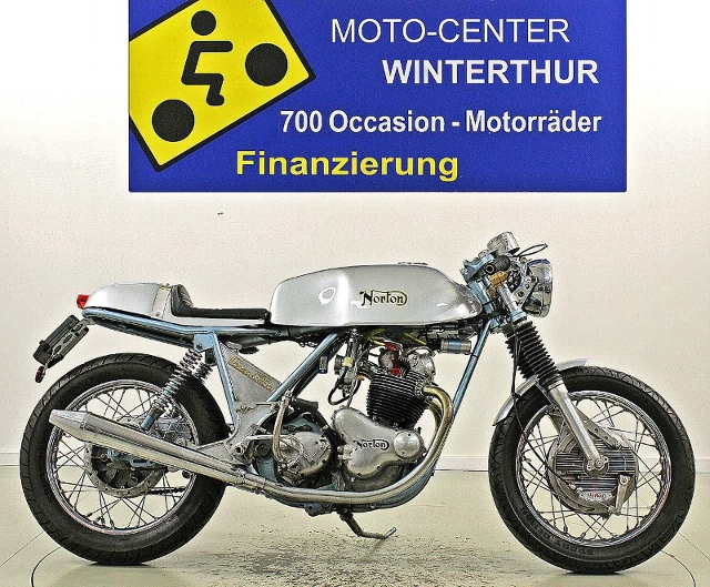 Motorrad kaufen NORTON Commando 750 Oldtimer