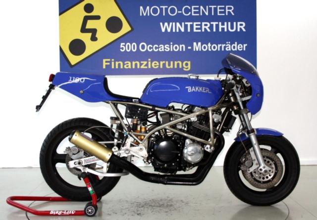 Motorrad kaufen HONDA Nico Bakker '85 Oldtimer