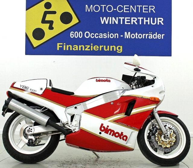 Motorrad kaufen BIMOTA YB-6 Occasion