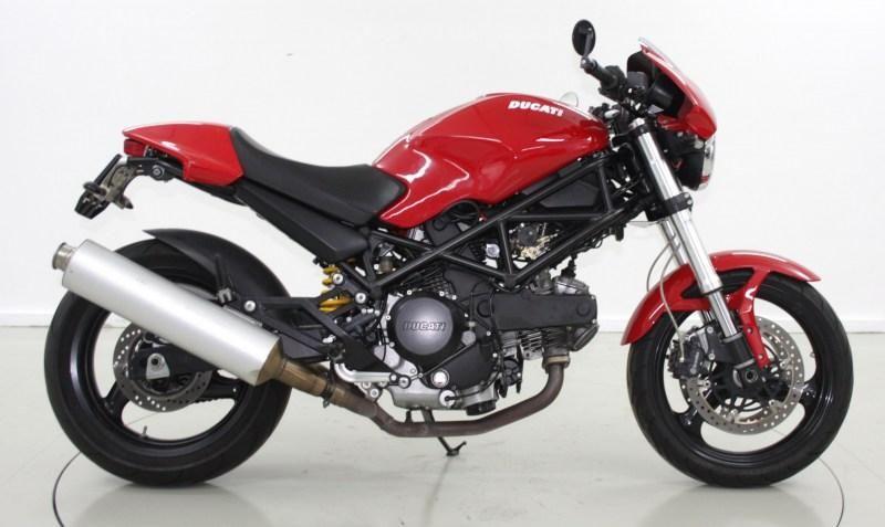 motorrad occasion kaufen ducati 695 monster moto center winterthur winterthur. Black Bedroom Furniture Sets. Home Design Ideas