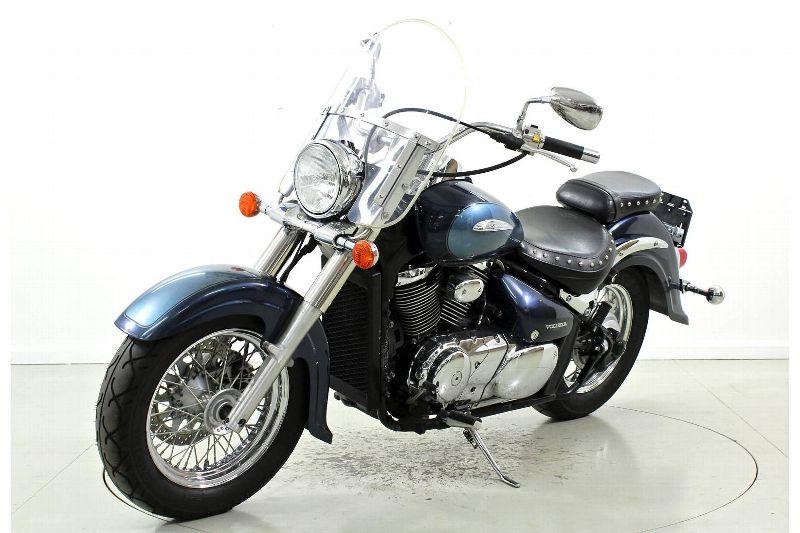 Suzuki VZ 1500 - Occasion-Motorräder - Moto Center Winterthur
