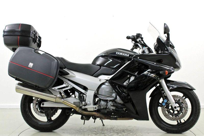 motorrad occasion kaufen yamaha fjr 1300 moto center winterthur winterthur. Black Bedroom Furniture Sets. Home Design Ideas