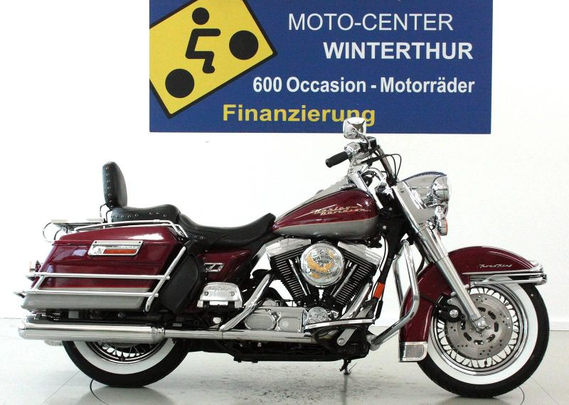 moto occasions acheter harley davidson flhr 1340 road king moto center winterthur winterthur. Black Bedroom Furniture Sets. Home Design Ideas