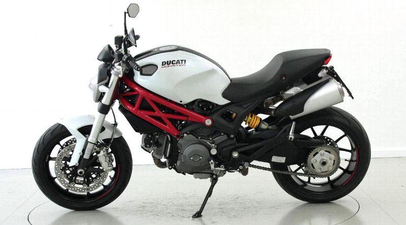 motorrad occasion kaufen ducati 796 monster moto center winterthur winterthur. Black Bedroom Furniture Sets. Home Design Ideas