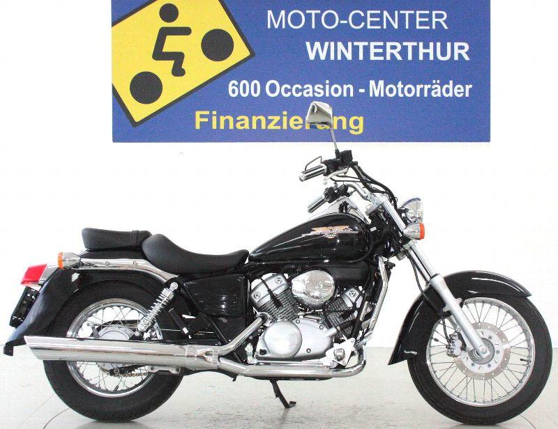 moto occasions acheter honda vt 125 c shadow moto center winterthur winterthur. Black Bedroom Furniture Sets. Home Design Ideas