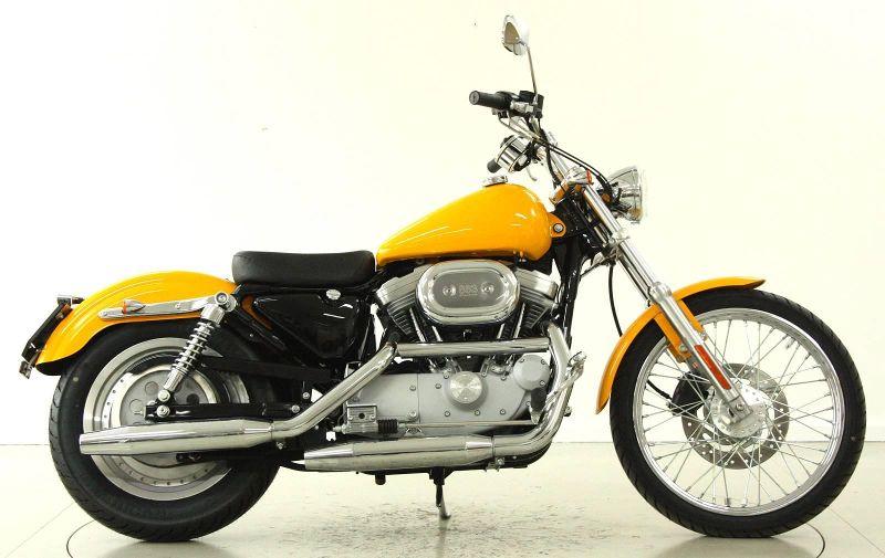 motorrad occasion kaufen harley davidson xl 883 53c sportster moto center winterthur winterthur. Black Bedroom Furniture Sets. Home Design Ideas