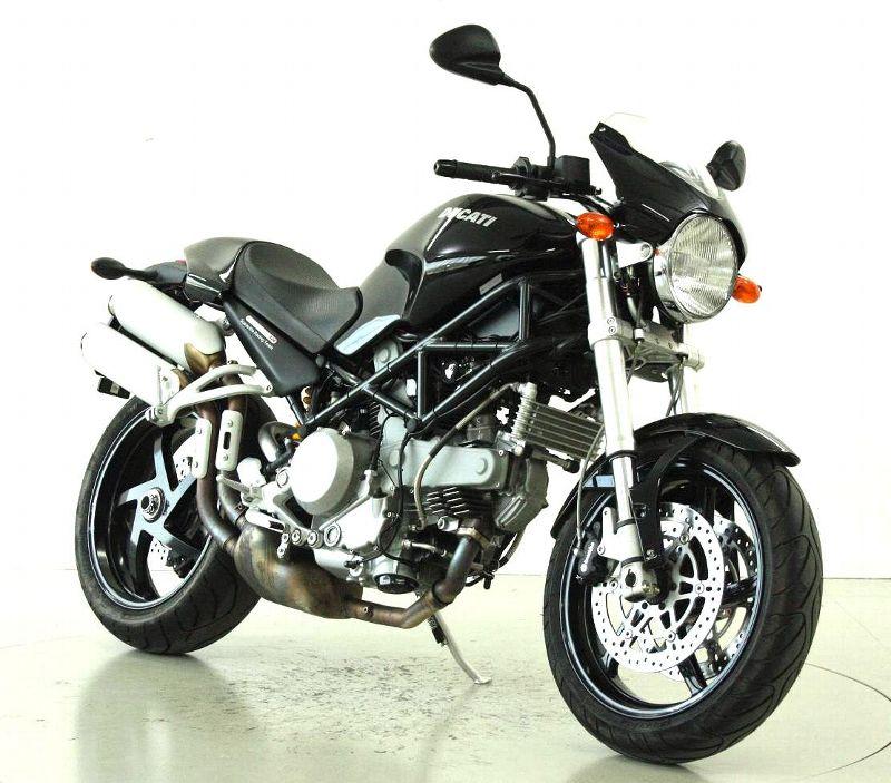 motorrad occasion kaufen ducati 800 s2r monster moto center winterthur winterthur. Black Bedroom Furniture Sets. Home Design Ideas