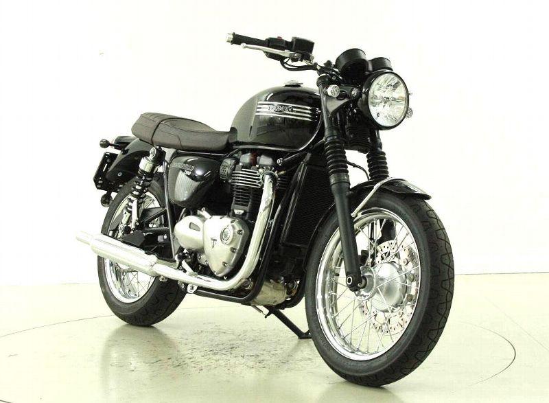 motorrad occasion kaufen triumph bonneville t100 900 abs moto center winterthur winterthur. Black Bedroom Furniture Sets. Home Design Ideas