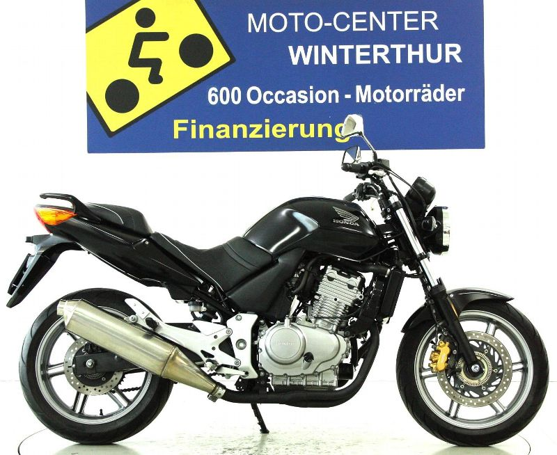 motorrad occasion kaufen honda cbf 500 abs moto center winterthur winterthur. Black Bedroom Furniture Sets. Home Design Ideas