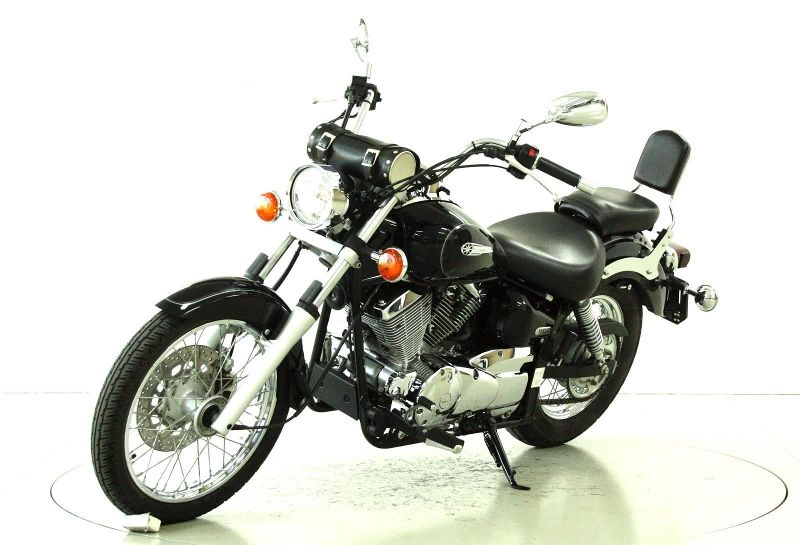 moto yamaha 125 dragstar occasion id e d 39 image de moto. Black Bedroom Furniture Sets. Home Design Ideas