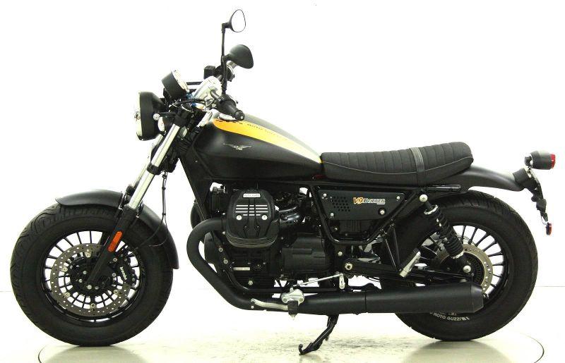 moto occasions acheter moto guzzi v9 bobber abs moto center winterthur winterthur. Black Bedroom Furniture Sets. Home Design Ideas
