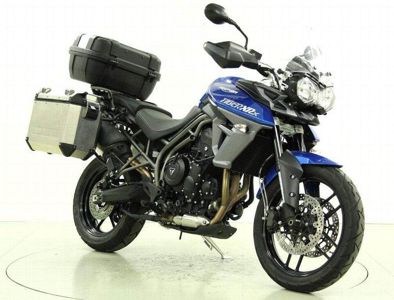 moto occasions acheter triumph tiger 800 xrx abs moto center winterthur winterthur. Black Bedroom Furniture Sets. Home Design Ideas