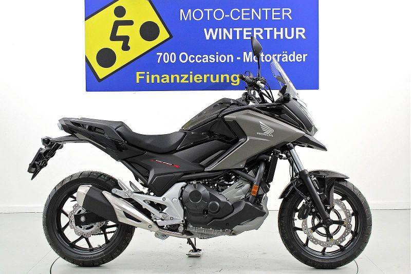 Honda NC 700 XA ABS - Occasion-Motorräder - Moto Center