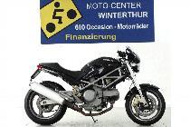 Motorrad kaufen Occasion DUCATI 620 I.E. Monster (naked)