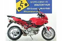 Motorrad kaufen Occasion DUCATI 1000 Multistrada DS (touring)