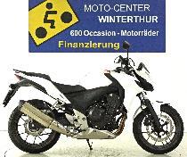 Töff kaufen HONDA CB 500 FA ABS 25kW Naked