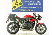 Motorrad kaufen Occasion TRIUMPH Speed Triple 1050 S ABS (naked)