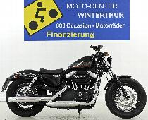 Töff kaufen HARLEY-DAVIDSON XL 1200 X Sportster Forty Eight ABS Custom