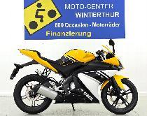 Motorrad kaufen Occasion YAMAHA YZF-R125 (sport)