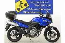 Motorrad kaufen Occasion SUZUKI DL 650 AUE V-Strom ABS (enduro)