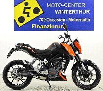 Töff kaufen KTM 200 Duke Naked