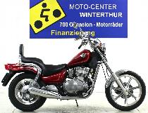 Motorrad kaufen Occasion KAWASAKI EN 500 A (custom)