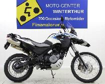 Motorrad kaufen Occasion BMW G 650 GS Sertao ABS (enduro)