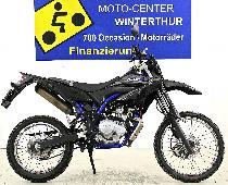 Motorrad kaufen Occasion YAMAHA WR 125 R (enduro)