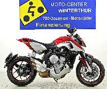 Motorrad kaufen Occasion MV AGUSTA Rivale 800 ABS (naked)
