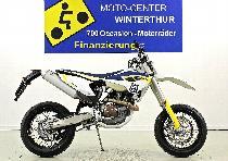 Motorrad kaufen Occasion HUSQVARNA 450 FE (enduro)