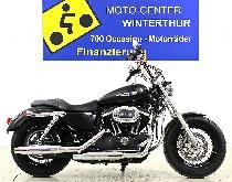 Töff kaufen HARLEY-DAVIDSON XL 1200 CB Sportster Custom ABS Limited Custom