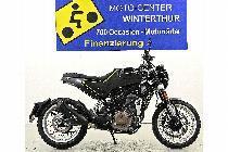 Motorrad kaufen Occasion HUSQVARNA Svartpilen 401 (naked)