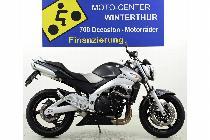 Motorrad kaufen Occasion SUZUKI GSR 600 U (naked)