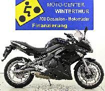 Motorrad kaufen Occasion KAWASAKI ER-6f (touring)
