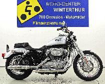 Motorrad kaufen Occasion HARLEY-DAVIDSON XL 883 L Sportster Low 25kW (custom)