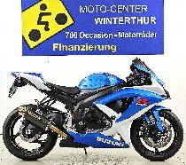 Motorrad kaufen Occasion SUZUKI GSX-R 750 (sport)