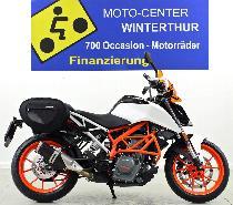Motorrad kaufen Occasion KTM 390 Duke ABS (naked)