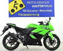 Motorrad kaufen Occasion KAWASAKI Ninja 250 R (sport)