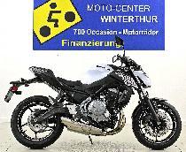 Motorrad kaufen Occasion KAWASAKI Z650 ABS (naked)